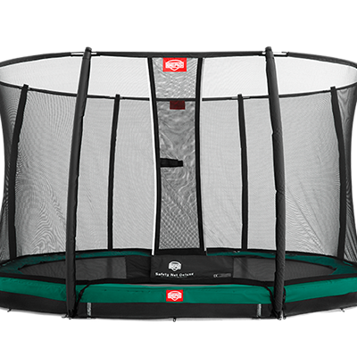 InGround Champion + Safety Net Deluxe