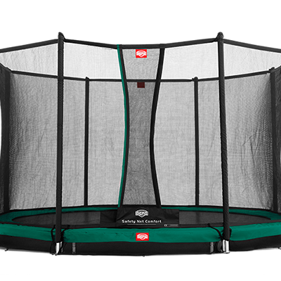InGround Favorit + Safety Net Comfort
