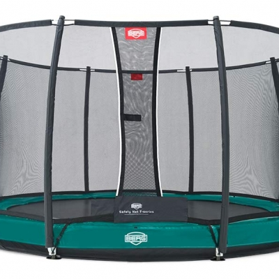 Elite InGround + Safety Net T-series