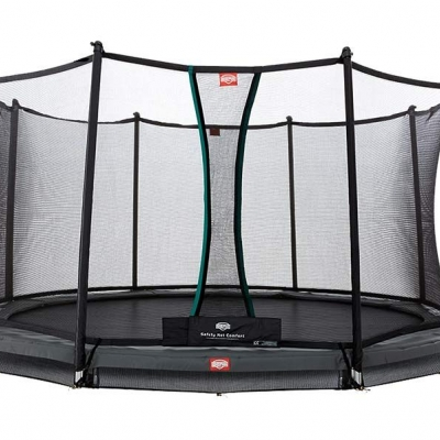 InGround Champion Grey + Safety Net Comfort